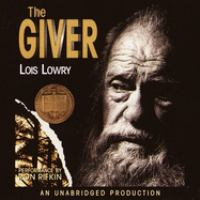 Cover image for The giver [compact disc] / Lois Lowry.