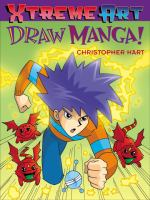 Cover image for Draw manga! / Christopher Hart.