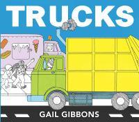 Cover image for Trucks / Gail Gibbons.