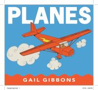 Cover image for Planes / Gail Gibbons.