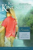 Cover image for Summer / Karen Kingsbury.