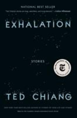 Cover image for Exhalation / Ted Chiang.