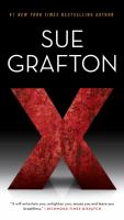 Cover image for X / Sue Grafton.