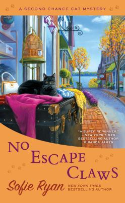 Cover image for No escape claws / Sofie Ryan.