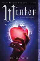 Cover image for Winter / written by Marissa Meyer.