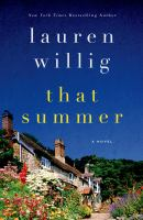 Cover image for That summer / Lauren Willig.