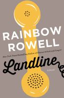 Cover image for Landline / Rainbow Rowell.