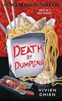 Cover image for Death by dumpling / Vivien Chien.