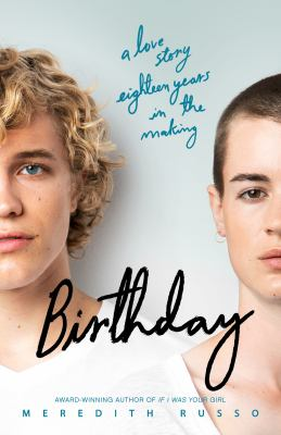 Cover image for Birthday / Meredith Russo.