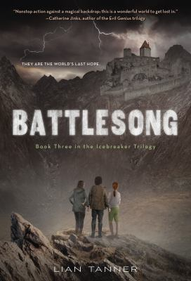 Cover image for Battlesong / Lian Tanner.
