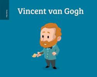 Cover image for Vincent van Gogh / text, Patricia Crété, illustrations, Bruno Wennagel [and 4 others] ; translation, Catherine Nolan.
