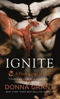 Cover image for Ignite A Dark Kings Novel.