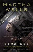 Cover image for Exit strategy / Martha Wells.