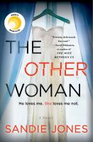 Cover image for The other woman / Sandie Jones.