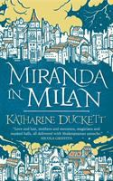 Cover image for Miranda in Milan / Katharine Duckett.