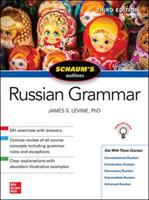 Cover image for Schaum's outlines : Russian grammar / James S. Levine, PhD.