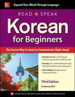 Cover image for Read & speak Korean for beginners : the easiest way to learn to communicate right away / Sunjeong Shin ; series concept, JaneWightwick.