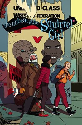 Cover image for The unbeatable Squirrel Girl. Volume 5, Like I'm the only squirrel in the world / Ryan North, writer ; Will Murray, writer, 15-year-old Doreen sequence ; Erica Henderson, artist ; Rico Renzi, color artist ; Zac Gorman, Mew's dream comics art ; Steve Ditko, Doreen's costume drawing art ; VC's Clayton Cowles, letterer.