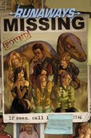 Cover image for Runaways. Vol. 3, The good die young / writer, Brian K. Vaughan ; pencils, Adrian Alphona.