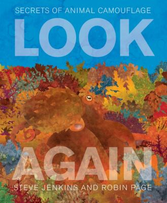 Cover image for Look Again Secrets of Animal Camouflage.