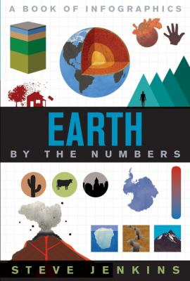 Cover image for Earth : by the numbers / Steve Jenkins.