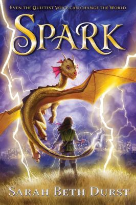 Cover image for Spark / by Sarah Beth Durst.