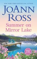 Cover image for Summer on Mirror Lake / Joann Ross.