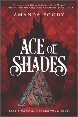 Cover image for Ace of shades / Amanda Foody.