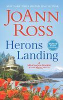 Cover image for Herons Landing / JoAnn Ross.