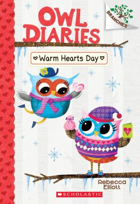 Cover image for Warm Hearts Day / Rebecca Elliott.
