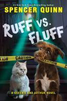 Cover image for Ruff vs. fluff / Spencer Quinn.
