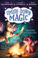 Cover image for Dragon overnight / by Sarah Mlynowski, Lauren Myracle and Emily Jenkins.