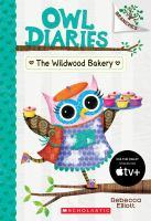 Cover image for The Wildwood Bakery / Rebecca Elliott.