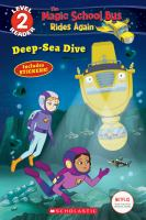 Cover image for Deep-sea dive / adapted by Samantha Brooke.