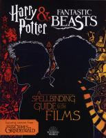 Cover image for Harry Potter & Fantastic beasts : a spellbinding guide to the films / Michael Kogge.