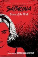 Cover image for Season of the witch / a prequel novel by Sarah Rees Brennan.