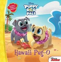 Cover image for Hawaii pug-o / adapted by Michael Olson ; illustrated by the Disney Storybook Art Team.