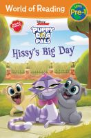 Cover image for Hissy's big day / adapted by Sara Miller ; illustrated by the Disney Storybook Art Team.