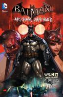 Cover image for Batman. vol. 1, Arkham unhinged / [Derek Fridolfs ... [et al.], writers ; Mike S. Miller ... [et al.], artists ; Gabe Eltaeb ... [et al.], colorists ; Travis Lanham, letterer ; Dave Wilkins, collection cover].