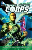 Cover image for Green Lantern Corps. Rebuild (The New 52) Volume 4 / Van Jensen, Robert Venditti, writers ; Bernard Chang, Sean Chen, Vic Drujiniu, Ivan Fernandez, Allan Jefferson, pencillers ; Bernard Chang, Walden Wong, Jon Sibal, Juan A. Castro, Rob Lean, inkers ; Marcelo Maiolo, Garry Henderson, Andrew Dalhouse, Wil Quintana, colorists; Dave Sharpe, Dezi Sienty, letterers.