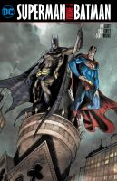 Cover image for Superman/Batman. Volume 6 / Joe Casey, Paul Levitz, Scott Kolins [and three others], writers ; Jerry Ordway, Ardian Syaf, Vicente Cifuentes, Scott Kolins, Jay Fabok, David Enebral [and fourteen others], artists ; Michael Atiyeh, Ulises Arreola, Pete Pantazis [and three others], colorists ; Rob Leigh, Steve Wands, Sal Cipriano, letterers ; Fabrizio Fiorentino, collection cover artist.