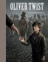Cover image for Oliver Twist / Charles Dickens : illustrated by Scott McKowen.