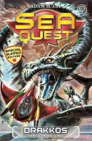 Cover image for Sea Quest: Drakkos The Ocean King Special 3.