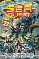 Cover image for Sea Quest: Octor, Monster Of The Deep Special 4.