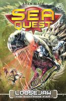 Cover image for Sea Quest: Loosejaw The Nightmare Fish Book 32.