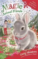 Cover image for Pippa Hoppytail's rocky road / Daisy Meadows.