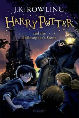 Cover image for Harry Potter and the philosopher's stone / J.K. Rowling.
