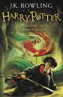 Cover image for Harry Potter and the chamber of secrets / J.K. Rowling.