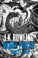Cover image for Harry Potter & the goblet of fire / J. K. Rowling.