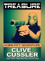 Cover image for Treasure [large print] / Clive Cussler.